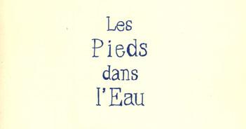 Les Pieds Dans l'Eau © Actes Sud-Papier 1995