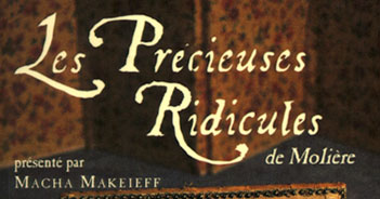 Les Précieuses Ridicules © Actes Sud-Papier 1997